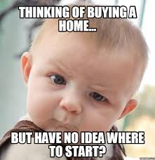 buying first home pic