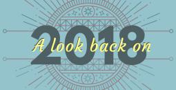 Looking back at 2018