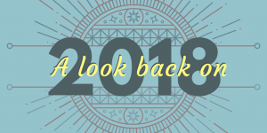 Looking back at 2018